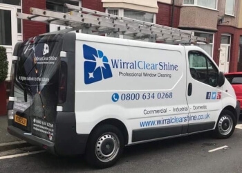 Wirral Clear Shine Professional Window Cleaning