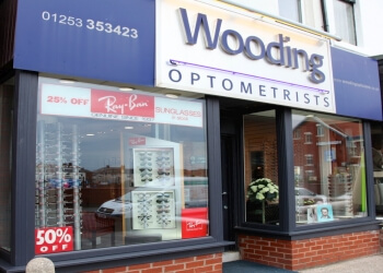 Wooding Optometrists