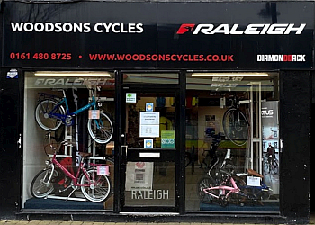 Woodsons Cycles