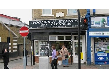 Woolwich Express Dry Cleaners