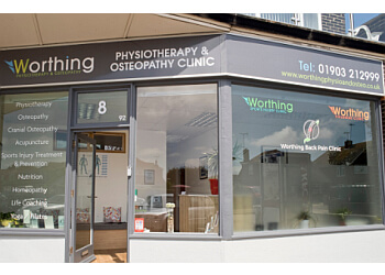Worthing Physiotherapy & Osteopathy Clinic