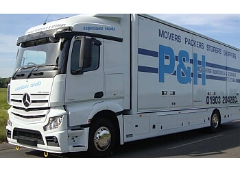 Worthing Removals & Storage Co. (P&H) Ltd.