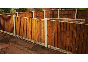 Wyken grange Fencing Ltd.