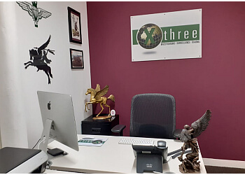 X Three Surveillance Ltd.