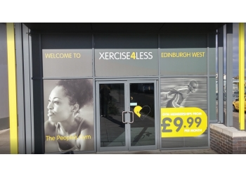 Xercise4Less Edinburgh Gym