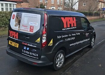 YORK Plumbing & Heating Ltd.