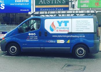 YT Plumbing & Heating Ltd.