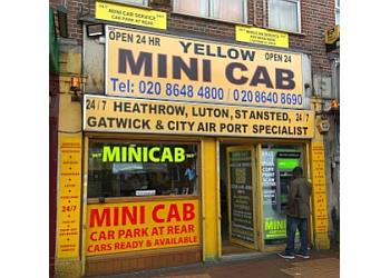 Yellow Mini Cabs
