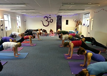 Yoga In Cheshire Studio