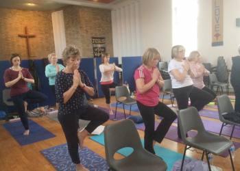 Yoga Over 45