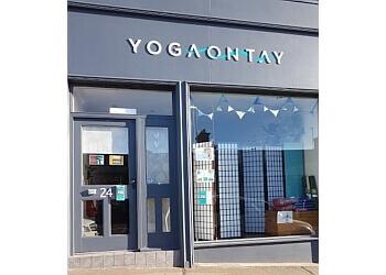 Yoga- on- Tay