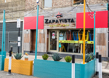 Zapatista Burrito Bar