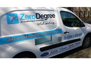 Zero Degree Air Conditioning & Refrigeration