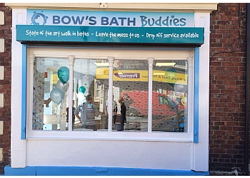 bows bath buddies