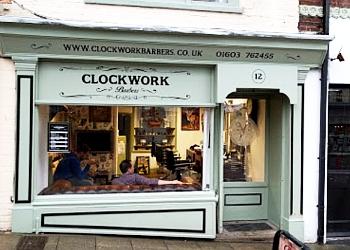 clockwork barbers
