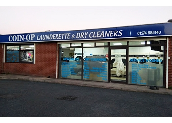 coin-op Launderette and Dry cleaning center