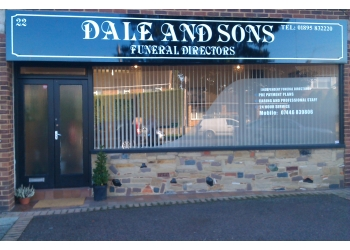 dale and sons funeral directors