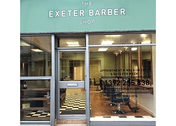 the Exeter Barber Shop