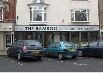 the bamboo chinese restaurant