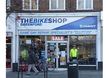 the bike shop greenford ltd